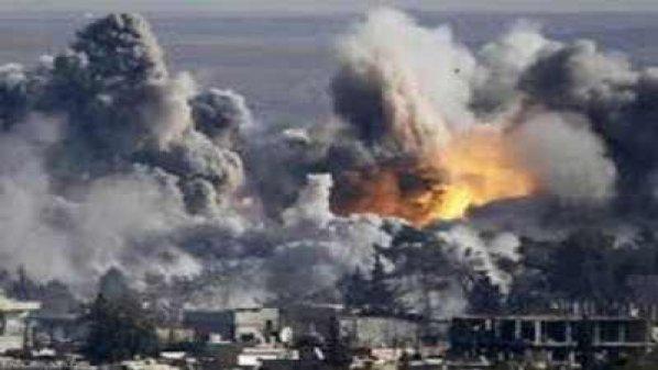 قراءة أولية عسكرية وسياسية للضربة الغربية للنظام السوري – العقيد يحيى الواو