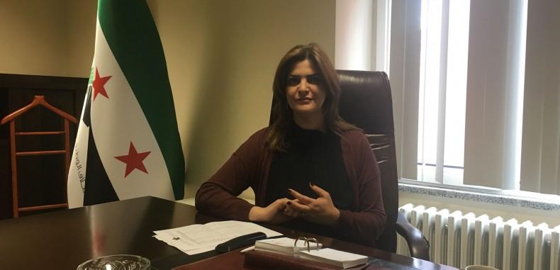 المعارضة السورية بحاجة إلى علاج نقاط ضعفها – سميرة المسالمة