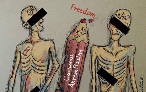 الأسد ينفي وجود تعذيب في معتقلاته.. ويتهم قطر بفبركة شهادات المعتقلي