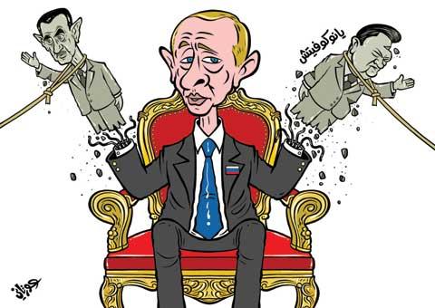 روسيا هي الوجه الجديد للإرهاب عام 2019