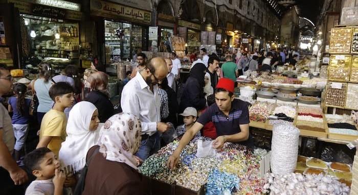 الاقتصاد السوري في حالة يرثى لها بعد خمس سنوات من الحرب ..