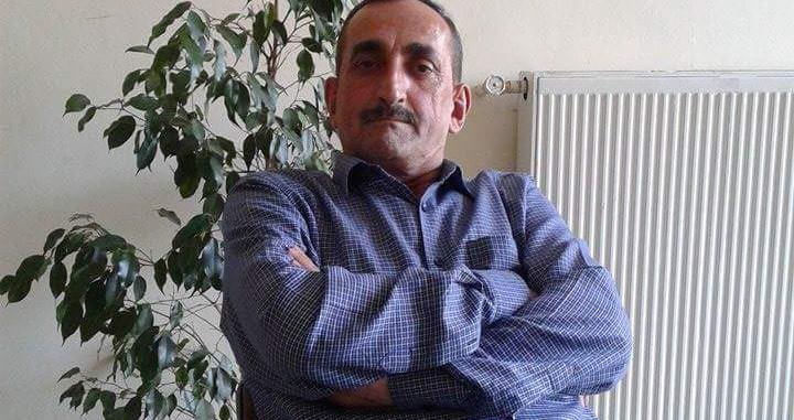 تحية الكاتب والصحفي اسامه آغي في المؤتمر الثاني لحزب اليسار الديمقراطي السوري
