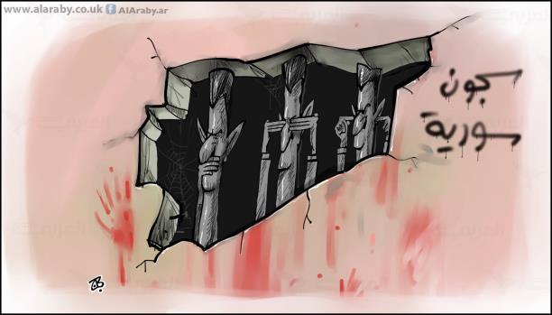 سورية .. الإجرام ممارسة سياسية ــ ميشيل كيلو
