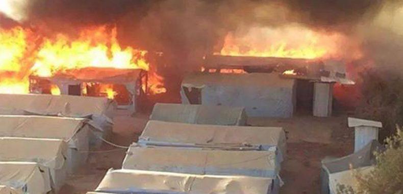 بيان المنظمات الحقوقية حول واقعة الاعتداء على مخيمات اللاجئين السوريين في لبنان: