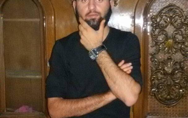 """الكوردي الثوري """" محمد الهواش """" شخصية ثورية تحت المجهر ."""