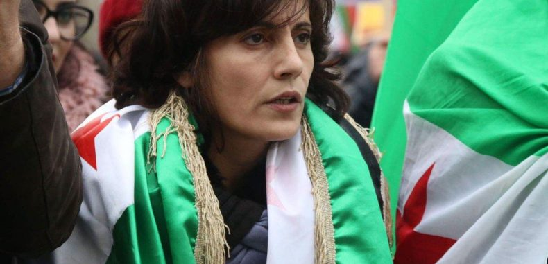 بيان تعزية : وفاة رمزاً من رموز الثورة الفنانة السورية فدوى سليمان