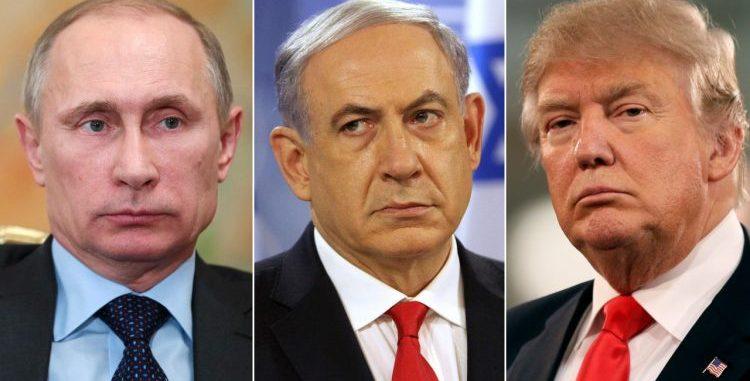 اجتماع أمني أميركي روسي إسرائيلي في القدس لبحث إنهاء وجود إيران في سورية