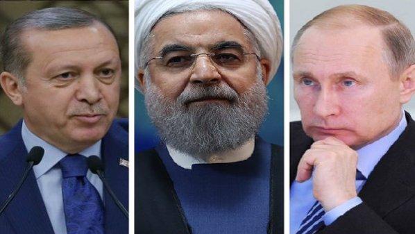 """برعاية روسية """"الشرق الأوسط"""" تكشف تفاصيل """"صفقة نفوذ"""" بين إيران وتركيا في سوريا"""