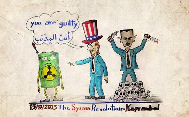 أمريكا تدعو لتحقيق جديد حول الهجمات الكيماوية في سوريا