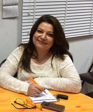 سوزان خواتمي – كتبت الجميلة منار شعبوق :