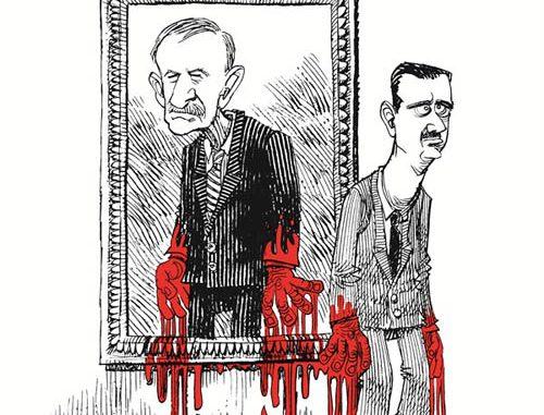دراجات حافظ الأسد النارية………..