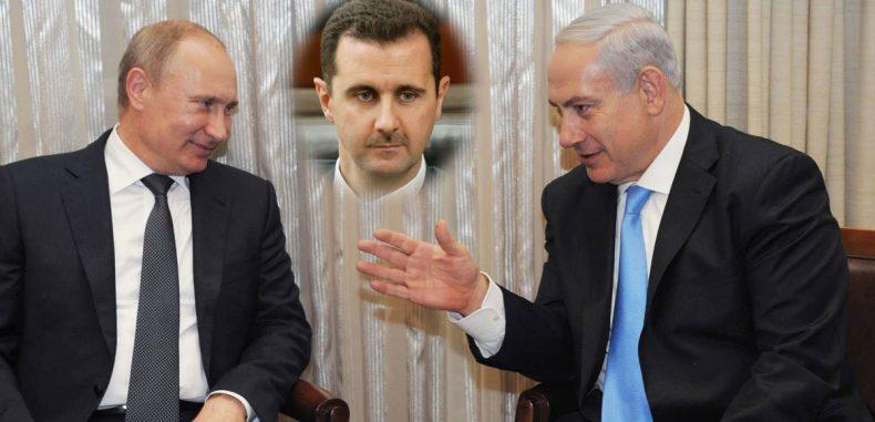 بالمنطق لا بالرغبات بين رفات الإسرائيلي والجثة العربية  بوتين يعزز مصالح روسيا
