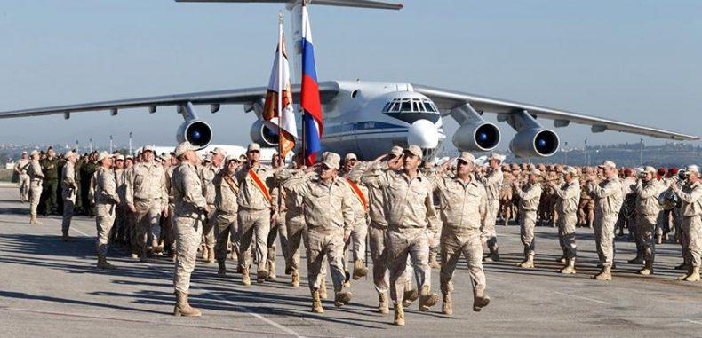 موسكو تتهم واشنطن بالمسؤولية عن هجوم حميميم العام الماضي