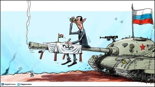 كاريكاتير العدد – مفاوضات جنيف