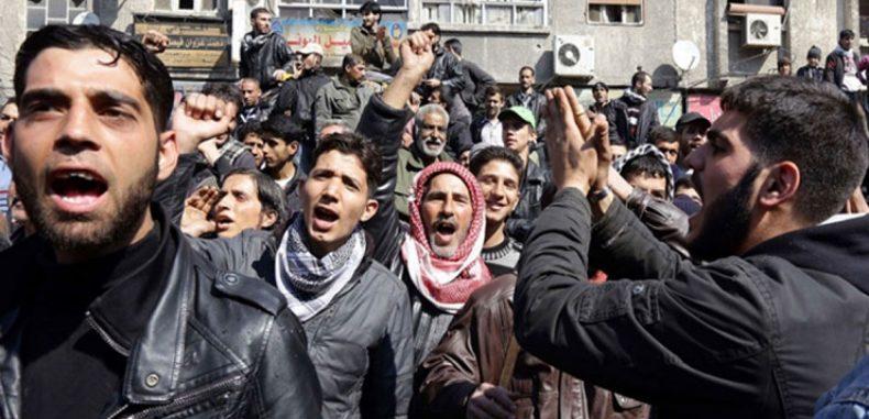 تعبيرات السوريون بين تعطيل الحوامل الوطنية وتمكين الخواصر الرخوة. –  أحمد منصور.