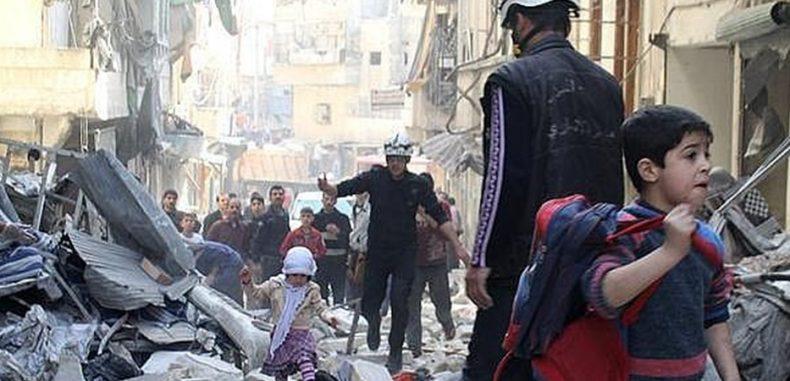 – الشبكة السورية: 239 شهيد خلال شهر