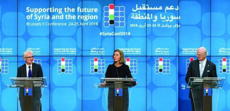 انخفاض «حاد» في منح المساعدات لسورية وأميركا نحو حظرها لمناطق سيطرة النظام