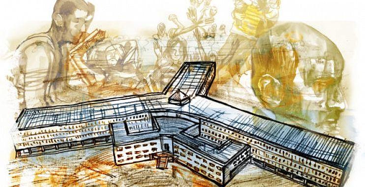 رابطة معتقلي سجن صيدنايا تناقش سبل تحقيق العدالة ومحاسبة المجرمين