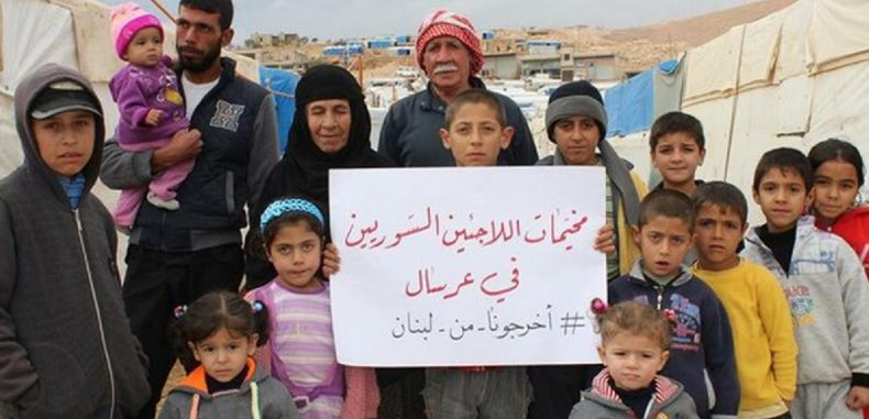الحكومة والامن اللبنانيين في لبنان يرتكبون جريمة جديدة بحق السوريين اللاجئين في لبنان