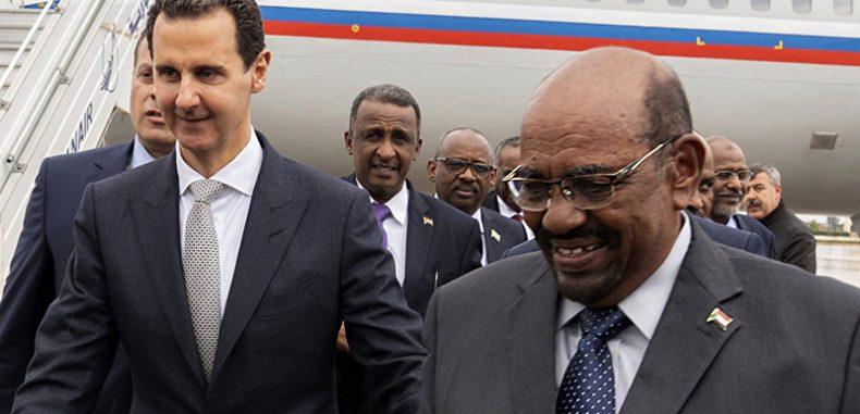 موسكو تتهرب من استفسار عن زيارة البشير لسوريا بطائرة روسية