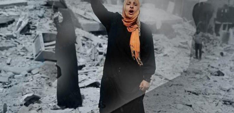 هذا ما تقوله النساء عن الحياة والموت في سوريّا – علاء رشيدي