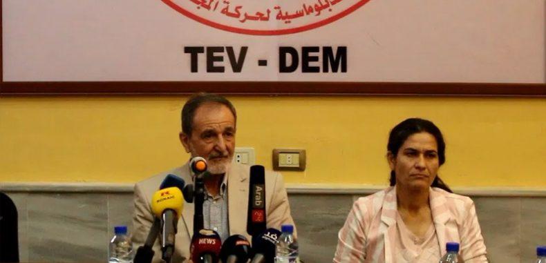 """""""مجلس سوريا الديمقراطية"""" ينفي تفاوضه مع النظام"""