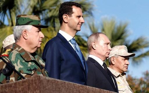 السوريون كحقل رماية وتدريب للجيش الروسي وأسلحته-ماجد كيالي