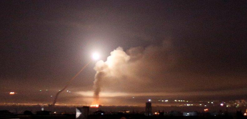 تصعيد الضربات على سورية بعد الخطاب الأميركي