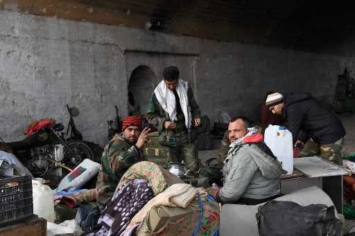 """""""حكومة الإنقاذ"""" الذراع السياسية للنصرة تُحكم سيطرتها على إدلب"""