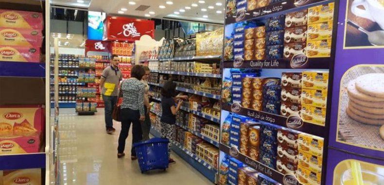 ارتفاع محلوظ في أسعار المواد الغذائية في سوريا
