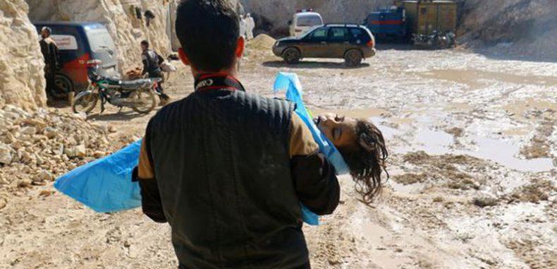 تحقيق ألماني: أكثر من 300 هجوم كيماوي وقع في سوريا منذ 2013