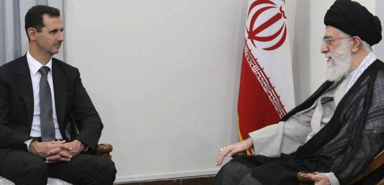 """""""فيلق القدس"""" يكشف أسرار زيارة بشار الأسد إلى إيران"""