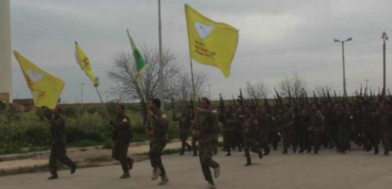 واشنطن تحافظ على حجم المساعدات لأكراد سورية في 2020