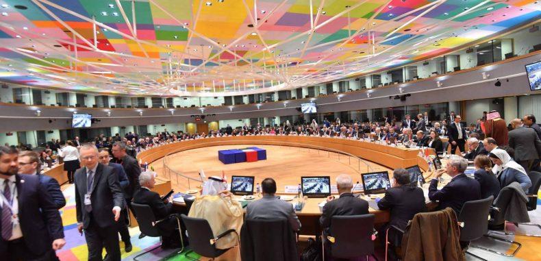 مانحو بروكسل يتعهدون بـ 7 مليار دولار لدعم سورية ولاجئيها