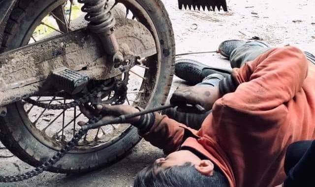 تقرير عن عمالة الاطفال في للدول العربية