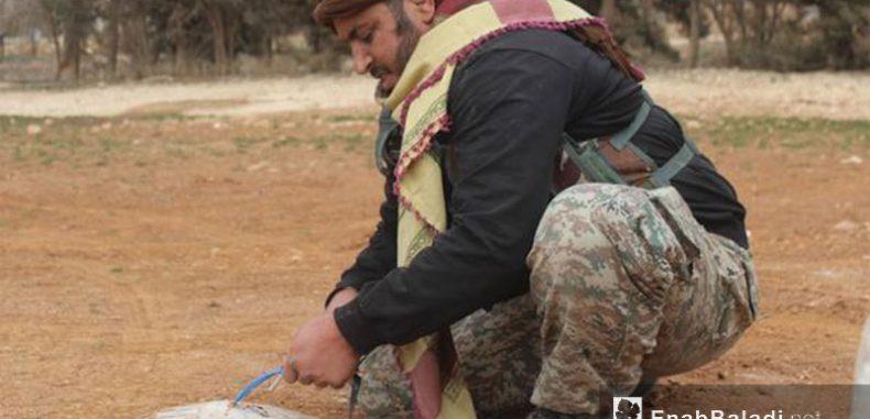 العبوات اللاصقة.. سلاح صامت يؤرق سكان ريف حلب الشرقي
