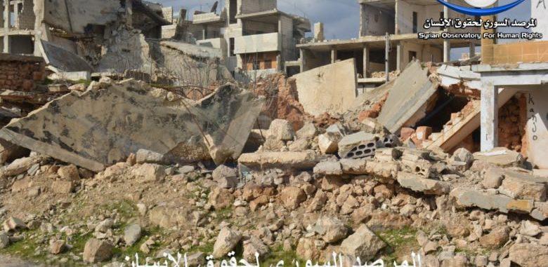 ملخص أحداث يوم الأحد 13-10-2019 في إدلب :