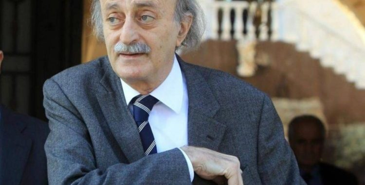 بيان تكتل السوريين دعماً للزعيم الوطني وليد جنبلاط