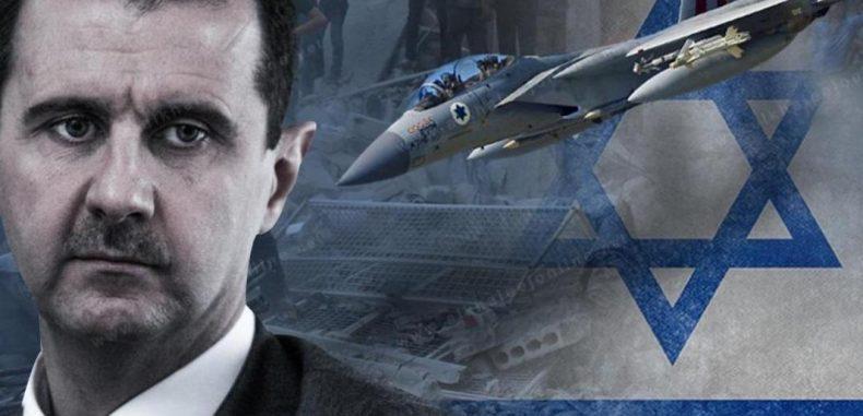 تصرح إسرائيلي عن العلاقات السرية السورية الاسرائيلية