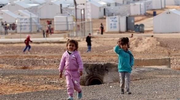 مخيم الزعتري: تسرّب مدرسي متسارع لمواجهة الفقر