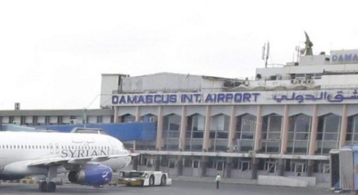 حكومة اﻷسد تعرض مطار دمشق الدولي للبيع!