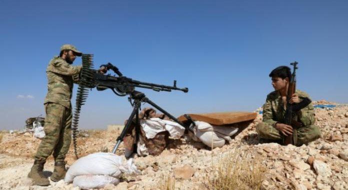 """بعدَ رفضِهَا الهدنةَ المزعومةَ..""""الجبهةُ الوطنيةُ"""" تلقِّنُ قواتِ الأسد درسًا قاسيًا على جبهات حماة"""