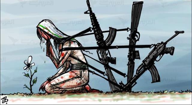 نعم.. الشعب السوري غلبان