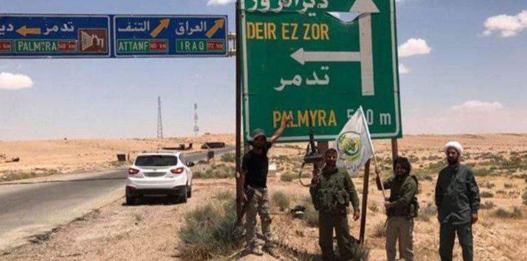"""ديرالزور:""""الحرس الثوري"""" يعتقل ويقيل ضباطاً للنظام"""