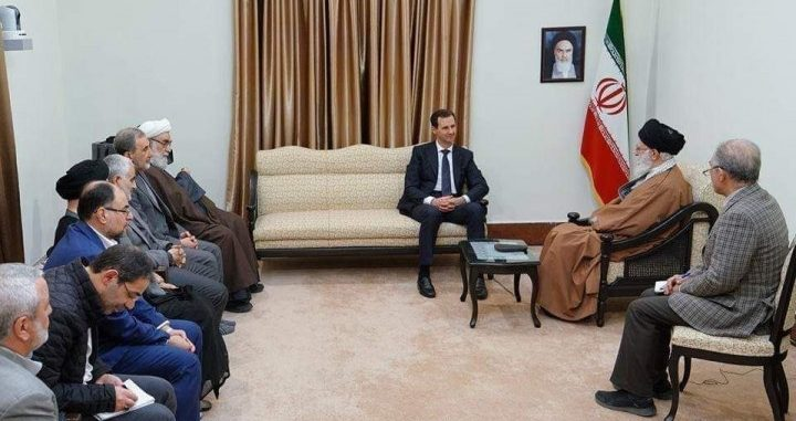 صحيفة أمريكية: إيران قد تساعد نظام الأسد على إعادة تأهيل برنامجه النووي بشرط