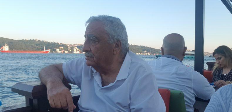 كلمة الرفيق منصور الاتاسي الامين العام لحزب اليسار الديمقراطي السوري في افتتاح اربعينية الدكتور الراحل الطيب التيزيني