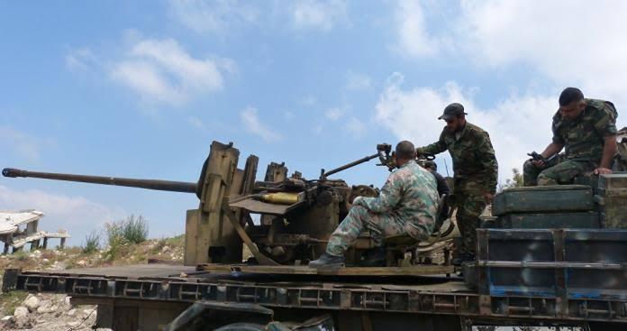 في التفاصيل: النظام السوري يستخدم تكتيكاً جديداً في تصعيده العسكري، وخمس شركات أمنية تدعمه