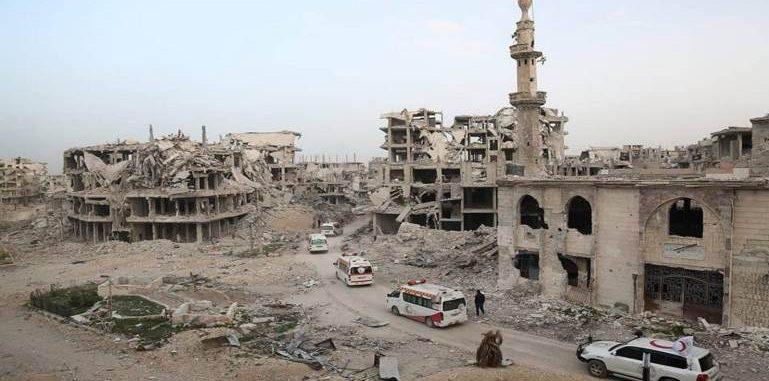 """""""الليل السوري الطويل"""""""