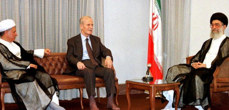 """محور """"طهران والأسد"""" تلاعب بورقة المسيحيين في بيروت ونفذ عمليات اغتيال لسياسيين لبنانيين تصدوا له"""