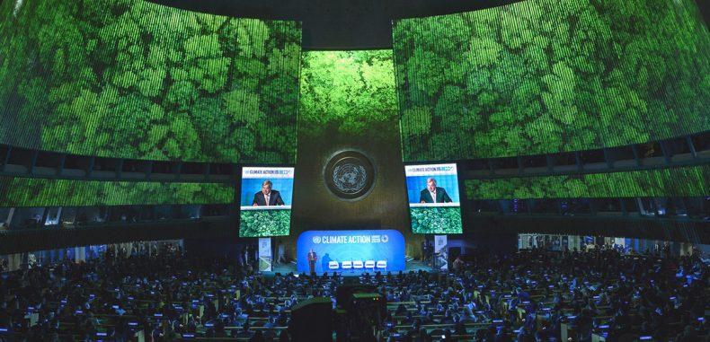 بعد انتهاء أعمال قمة الامم المتحدة للعمل المناخي